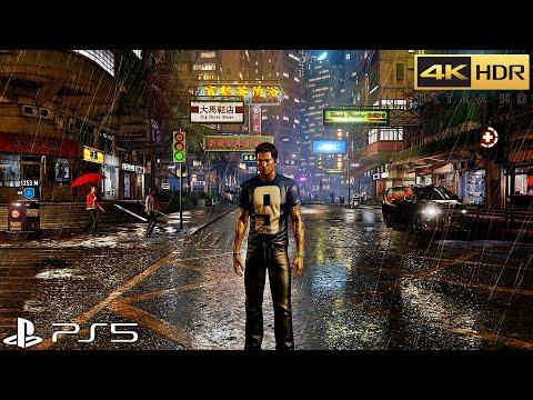 Sleeping Dogs - PS5™ Gameplay [4k]