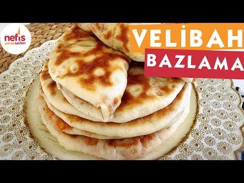 Velibah (Patatesli Bazlama) - Hamurişleri Tarifi - Nefis Yemek Tarifleri