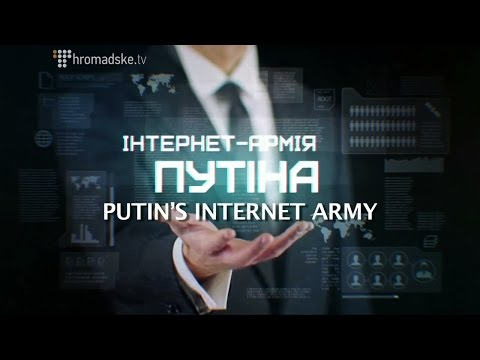Putin's Internet Army: Special project by Dmytro Gnap for Slidstvo.Info #37 on 29.04.2015