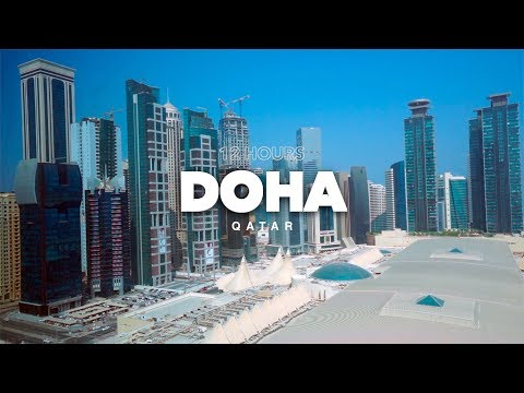 12 Hours in Doha - Qatar  | JOEJOURNEYS