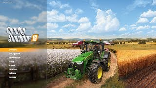 LIVE FARMING SIMULATOR 2019