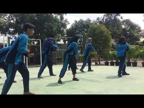 Senam Kreasi SMA 115 (EXO - POWER)