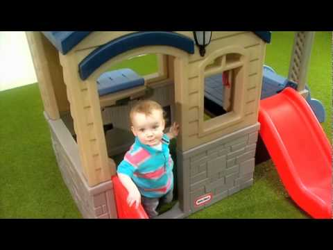 Little Tikes : Picnic And Play Playhouse   YouTube
