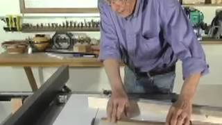 Cutting Pieces for Segmented Woodturning Projects