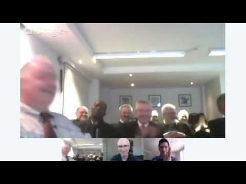 Global Hangout Ireland - Embracing a Wonderful Opportunity