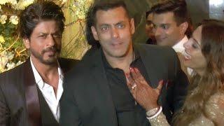 Shahrukh Khan & Salman Khan at Bipasha Basus WEDDING