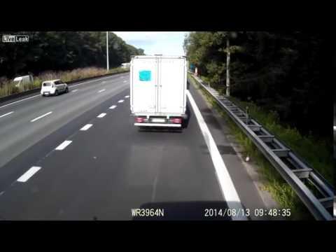 Tai nạn thảm khốc trên cao tốc