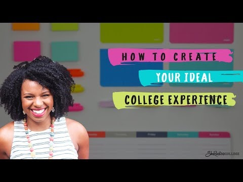 Day 1: Creating and Manifesting Your Ideal College Experience