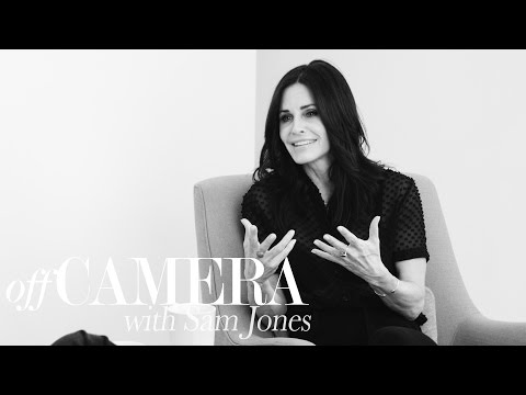 Randi West - Why was Friends so HUGE?  Courtney Cox explains
