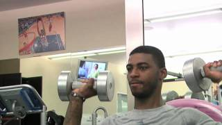 Warriors In The Weight Room - 9/16/10