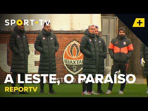 REPORTV - A leste, o paraíso | SPORT TV