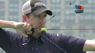 Team Match #4 - Shanghai - Archery World Cup 2012