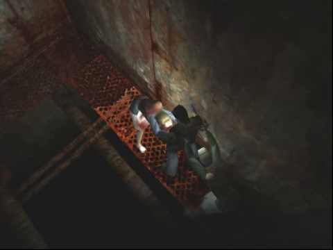 Silent Hill 1 - Nurses torture Harry by tickling him