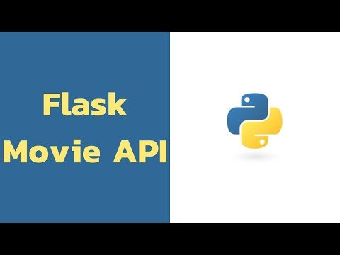 Flask Movie API Example