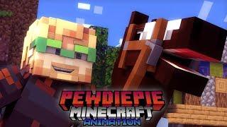 Goodbye Joergen 😢 ( PewDiePie Minecraft Animation )