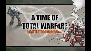 Battletech: A Time of War - Mech Pilot RPG Character Creation - Part 1