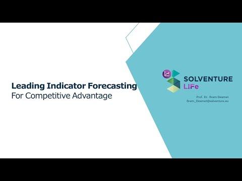 Leading Indicator Forecasting: For competitive advantage