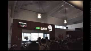 [SoundOnly] Airport Announcement at Gold Coast Airport