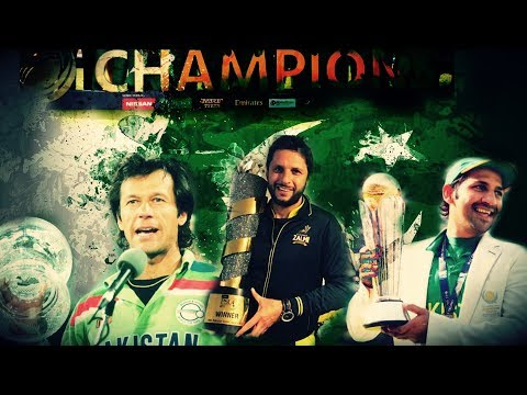From World Cup to Champion's Trophy | Ft. Lahore Qalandar | #BleedGreen thumbnail
