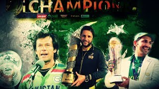 From World Cup to Champion's Trophy | Ft. Lahore Qalandar | #BleedGreen