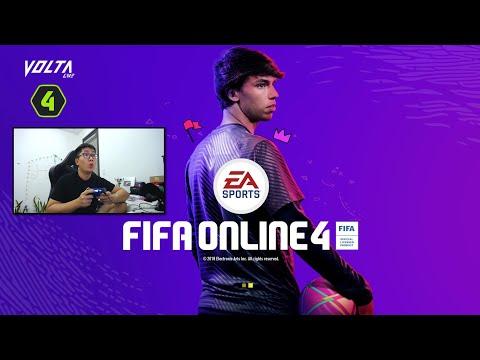 FIFA ONLINE 4: QUẨY XẾP HẠNG VOLTA LIVE NGÀY ĐẦU TIÊN TẠI SERVER & BUILD ĐỘI HÌNH ĐỎ ĐEN