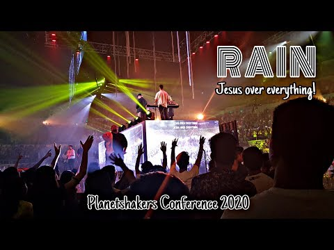 Planetshakers LIVE in Manila | RAIN Conference 2020