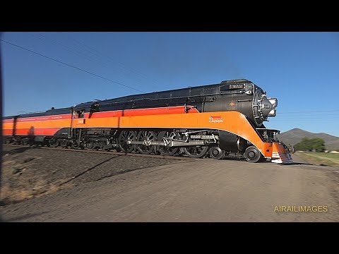 Daylight 4449 Steams to Bend, Oregon 24 June 2017