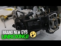 UNBOXING BRAND NEW GY6 Engine! (Long Case)