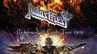 Judas Priest - Redeemer of Souls Tour 2014