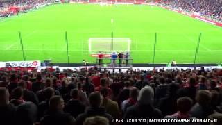 Hej Polska gol! | Łódź, Polska - Finlandia U-21 El. ME | Doping
