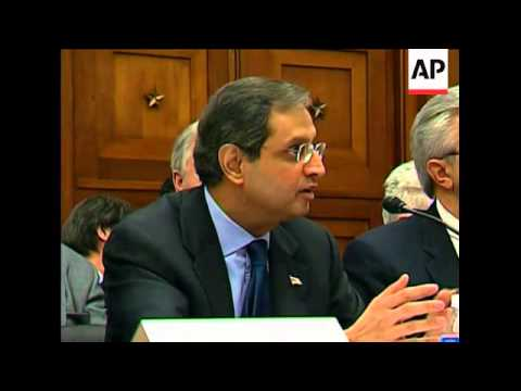 Citigroup and Morgan Stanley executives grilled by lawmakers