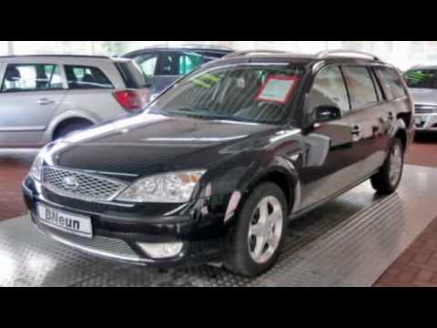ford mondeo 2 0 tdci dpf titanium 95kw 2006 youtube. Black Bedroom Furniture Sets. Home Design Ideas