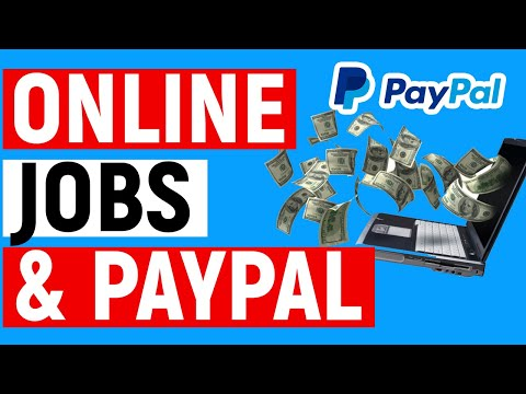 7 EASY ONLINE JOBS THAT PAY THROUGH PAYPAL 2019 (FAST)