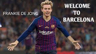 Frankie de jong - welcome to barcelona   bracelona latest transfer news at ...