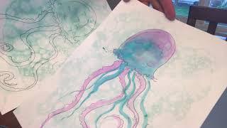 Bubble Jellyfish