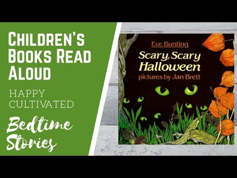 scary scary halloween book read aloud halloween books for kids spooky stories for kids
