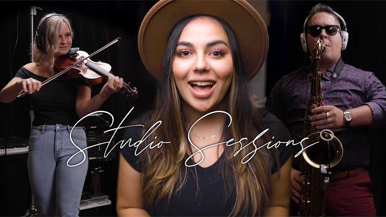 Jade Strings Studio Sessions