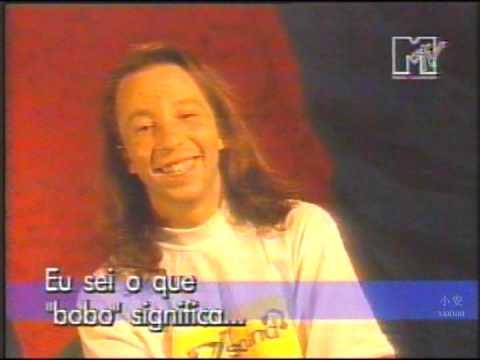 DJ BoBo @ MTV Brazil MTV no Ar (Interview 1995)