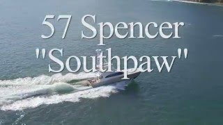 57' Spencer 'Southpaw' Aerial Video