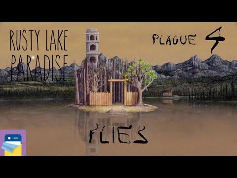 Rusty Lake Paradise: The Fourth Plague, Flies Walkthrough + All 5 Achievements/Secrets - Level 4