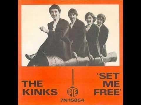 Клип The Kinks - Set Me Free
