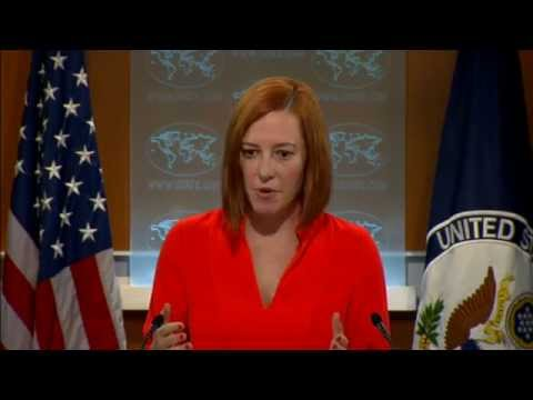 Daily Press Briefing: April 29, 2014