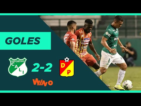 Cali vs. Pereira (2-2) | Liga BetPlay Dimayor 2020-I | Fecha 8