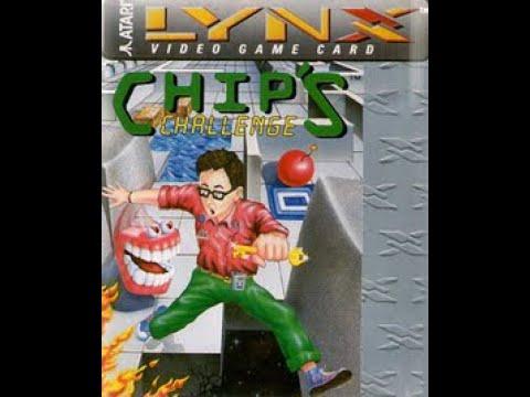 Chip's Challenge Longplay