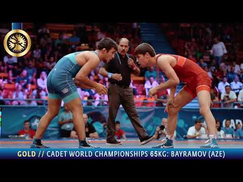 Freestyle Day 2 Gold Finals at Cadet World Championships