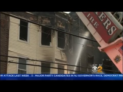 House Fire In Yonkers