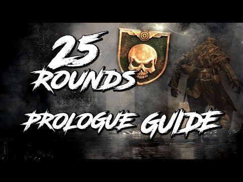 PROLOGUE ROUND 25 GUIDE [WW2 ZOMBIES] [MOUNTAINEER CHALLENGE]