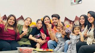 Rakhdi Celebration / Mr Mrs Narula / Narula Kids ( Rakhi Vlog )