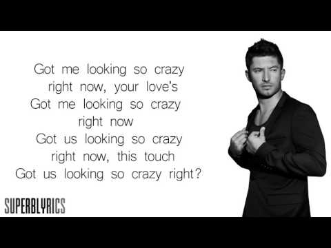 Fifty Shades Darker : Crazy In love - Lyrics (Miguel Cover)