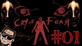 Let's Play Cry Of Fear! Part 1 [German/Deutsch] [HD] Schockmomente PUR!!!